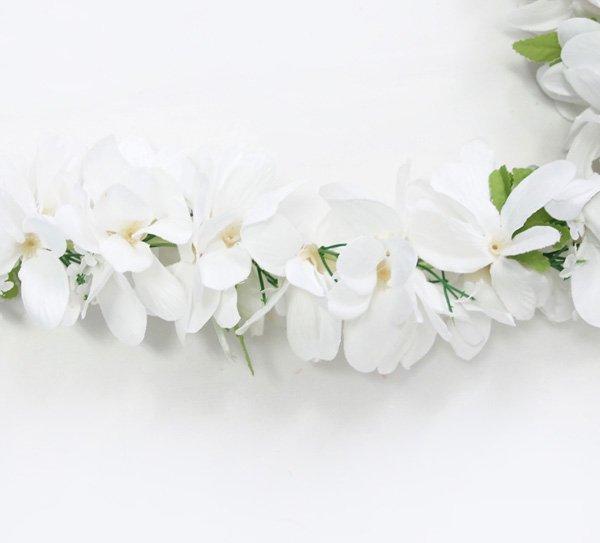 Eプルメリアレイ ホワイト【画像2】