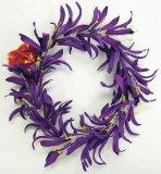 パープル(紫) スパイダーリリーヘッドバンド パープル