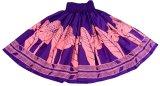 パープル(紫) TUTUVIパウ(柄:トーチジンジャー/色:ブライトパープル)