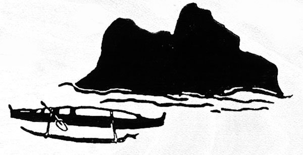 TUTUVIラバースタンプ アイランド【画像2】