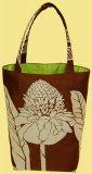 ブラウン(茶) オーダートートバックJH TUTUVI トーチジンジャー(色/ブラウン・ベージュ)