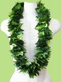 グリーン(緑) リーフファーンダブルレイ ツートン