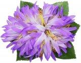 パープル(紫) ヘアクリップ CL-17リリアオカニレクリップ パープル