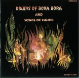 ハワイCD・ハワイDVD・ハワイBOOK 新品 輸入盤CD DRUMS OF BORA BORA AND SONGS OF TAHITI(1993)