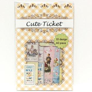 Cute Ticket