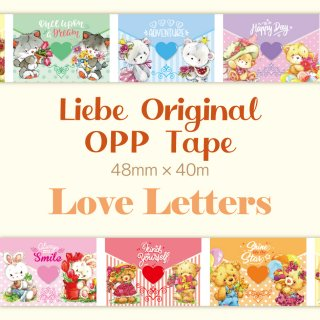 <img class='new_mark_img1' src='https://img.shop-pro.jp/img/new/icons53.gif' style='border:none;display:inline;margin:0px;padding:0px;width:auto;' />OPPテープ「Love Letters」