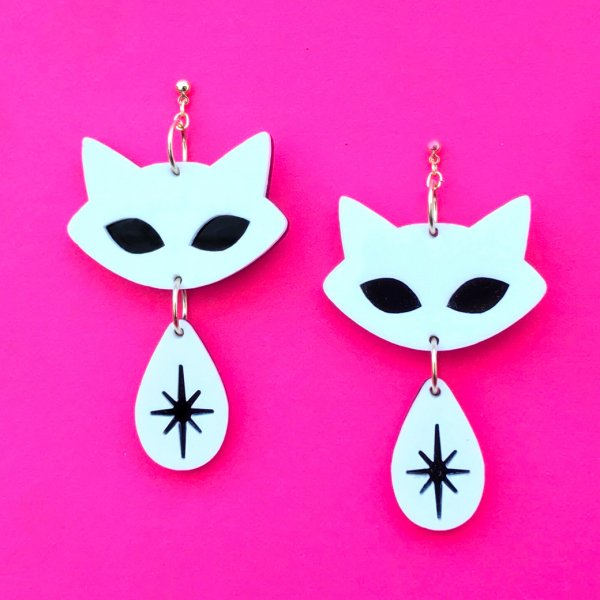 【CALL for DOLL】BURST CAT White