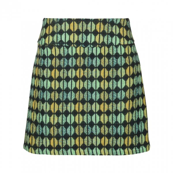 【King Louie】Olivia Skirt Oregon M/11-13号程度 (EUサイズ 38)