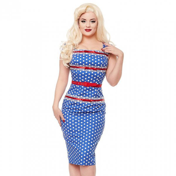 <img class='new_mark_img1' src='//img.shop-pro.jp/img/new/icons15.gif' style='border:none;display:inline;margin:0px;padding:0px;width:auto;' />【Rebel Love Clothing】Hey Lucy Dress