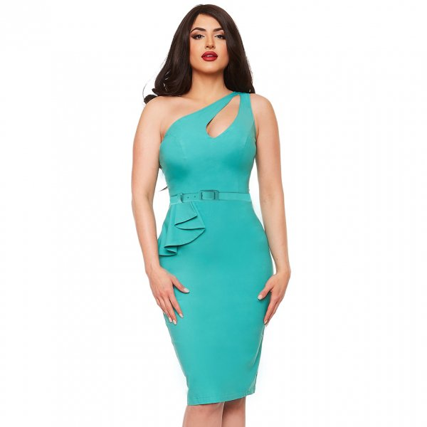 <img class='new_mark_img1' src='//img.shop-pro.jp/img/new/icons15.gif' style='border:none;display:inline;margin:0px;padding:0px;width:auto;' />【Rebel Love Clothing】Oasis Dress Teal