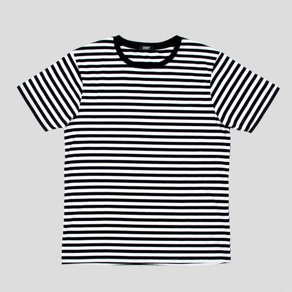 <img class='new_mark_img1' src='https://img.shop-pro.jp/img/new/icons5.gif' style='border:none;display:inline;margin:0px;padding:0px;width:auto;' />【STRAIGHT to HELL】Runaway Black and White Stripes
