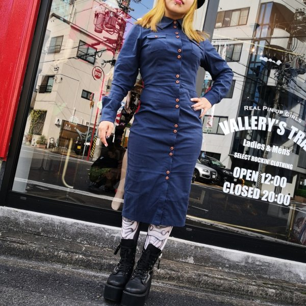 【collectif】Hailey Pencil Dress