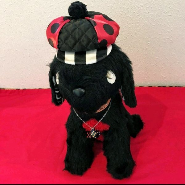 【Dragon Comi】Candy Dog Black