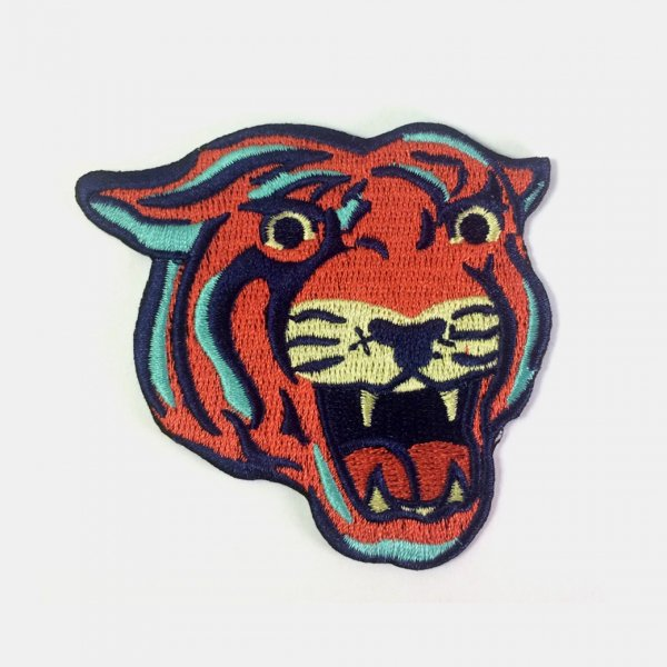 【Badaboöm Studio】Tiger Patch タイガーパッチ
