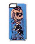 <img class='new_mark_img1' src='//img.shop-pro.jp/img/new/icons24.gif' style='border:none;display:inline;margin:0px;padding:0px;width:auto;' />【Jim Spinx】Day of Dead Cigar i-phoneケース(白)iPhone SE/5S/5 対応