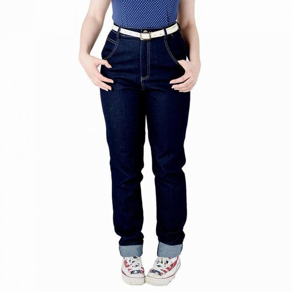【Collectif】Monroe Full Length Jeans