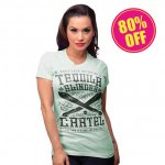 <img class='new_mark_img1' src='//img.shop-pro.jp/img/new/icons24.gif' style='border:none;display:inline;margin:0px;padding:0px;width:auto;' />【Steady Clothing】Tequila Tee Mint(サイズ:M/日本サイズ9号程度)