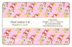 【PC_043】小花柄 ピンク