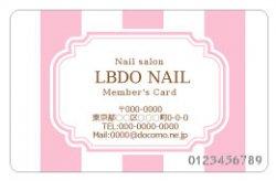 【PC_065】太ストライプ ピンク