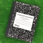 BAZIC Premium Composition Book / BLACK
