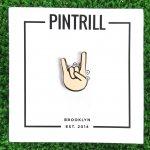 PINTRILL (ピントリル) / ROCK ON PIN