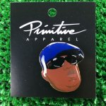PRIMITIVE × THE NOTORIOUS BI.G. (プリミティブ×ザ・ノトーリアス・ビッグ) / BIGGIE PIN #2
