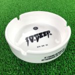 10DEEP (10ディープ) / CERAMIC ASHTRAY / WHITE