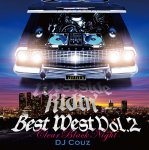 DJ COUZ / Best West Vol. 2 -Clear Black Night-