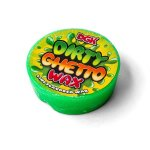 DGK (ディージーケー) / DIRTY GHETTO SKATEBOARD WAX / LIME GREEN