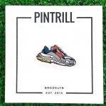 PINTRILL (ピントリル) / TRIPLE PIN