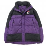 <img class='new_mark_img1' src='https://img.shop-pro.jp/img/new/icons24.gif' style='border:none;display:inline;margin:0px;padding:0px;width:auto;' />【40%OFF】 FILA (フィラ) / FM9505 DOWN COAT / PURPLE ■定価:\29,700→