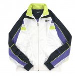 GRIMEY (グライミー) / F.A.L.A. POLY TRACK JACKET / WHITE