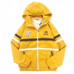 ellesse (エレッセ) / CIRCUIT WIND JACKET / B.YELLOW