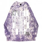 10DEEP (10ディープ) / POWER LONG SLEEVE TEE / PURPLE