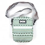 DGK (ディージーケー) / AZTECH SHOULDER BAG / MINT