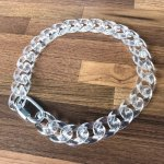 ADVANCE (アドヴァンス) / CLEAR NECKLACE / C TYPE (50cm)