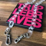 TRIPLE BRAVES (トリプルブレイブス) / CLEAR WALLET CHAIN  / B TYPE