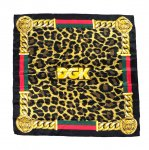 DGK (ディージーケー) / SAFARI BANDANA / BLACK
