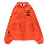10.DEEP (10ディープ) / BIOHAZARD COACH JACKET / ORANGE