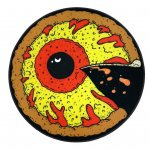 MISHKA (ミシカ) / PIZZA KEEP WATCH RUG (EX19RUG2)