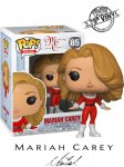 "Funko / ""POP ROCK !"" MARIAH CAREY HOLIDAY VINYL FIURE"