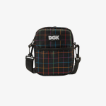 DGK (ディージーケー) / SPECTRUM SHOULDER BAG / BLACK