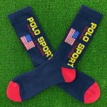 POLO -RALPH LAUREN- (ポロ) / POLO SPORT SOCKS / NAVY
