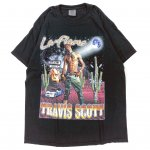RETRO FINEST TEES (レトロ・ファイネスト・ティーズ) / TRAVIS SCOTT T-SHIRT / BLACK