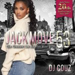 DJ COUZ / Jack Move 53 -The Greatest Los Angeles Hits 2020- (2枚組)