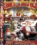 DJ L-ssyde / L's FOCUS Throw Back Joints Vol.2 ーDown South Packー