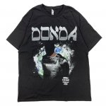 FINALLY (ファイナリー) / DONDA T-SHIRT / BLACK