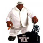 MEZCO / The Notorious B.I.G. 9 Inch Figure / WHITE