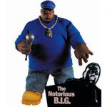 MEZCO / The Notorious B.I.G. 9 Inch Figure / BLUE