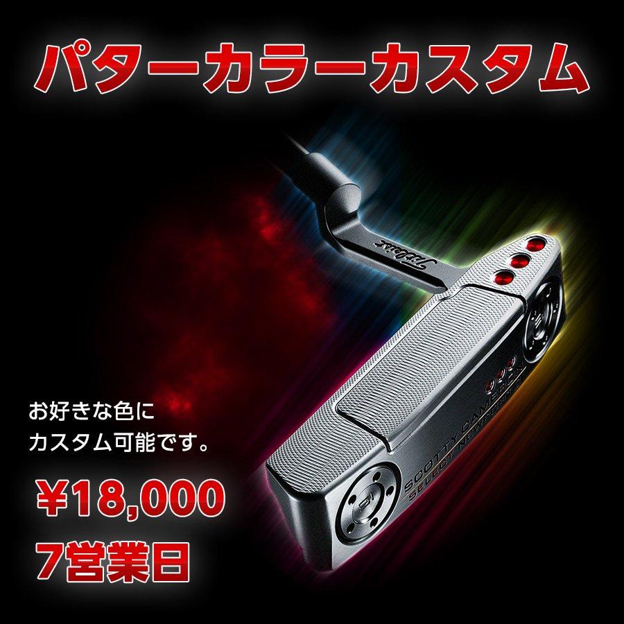 パターカラーカスタム 15,000円(税抜)〜